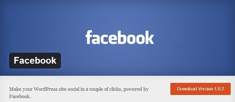 Facebook WordPress Theme