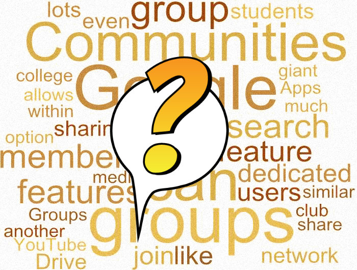 google communities vs facebook groups
