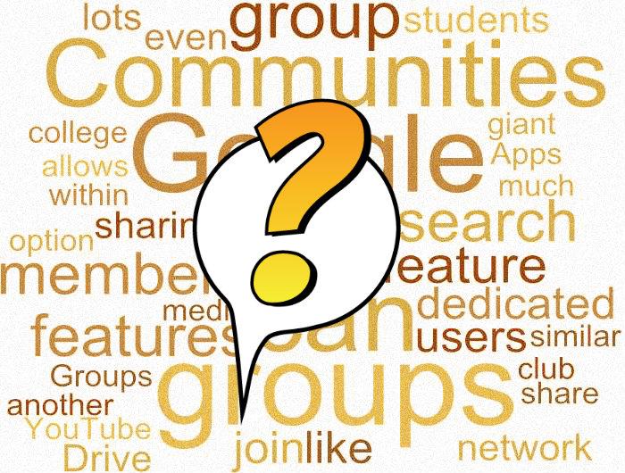 google communities vs facebook groups
