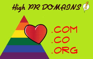 domains high pr