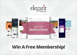 ELEGANT THEMES GIVEAWAY: 2 Developer Account of 89$ Each