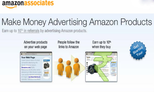 Indian Amazon Affiliate Program