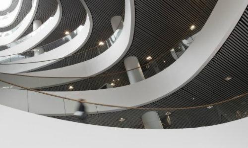 Aberdeen University Library, Aberdeen, Scotland