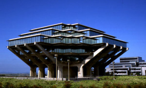 Geisel Library, University of California, San Diego, CA