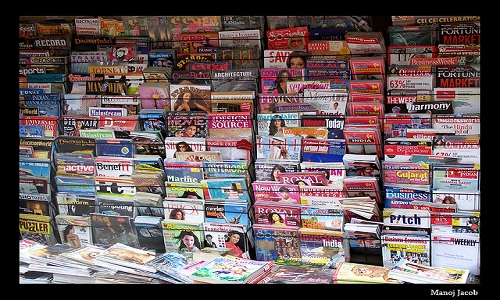 Magazine vs the Novel - Know your audience