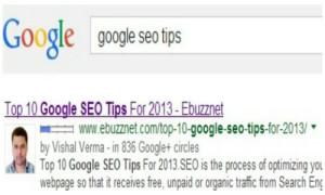 Google SEO Basics