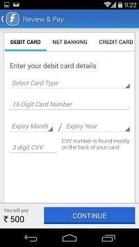 freecharge app