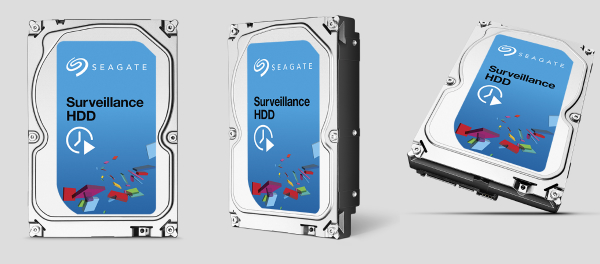 Seagate Surveillance HDD - Reliability with Performance