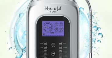 Hydrojal Plus Water Ionizer - Must Have Home Appliance