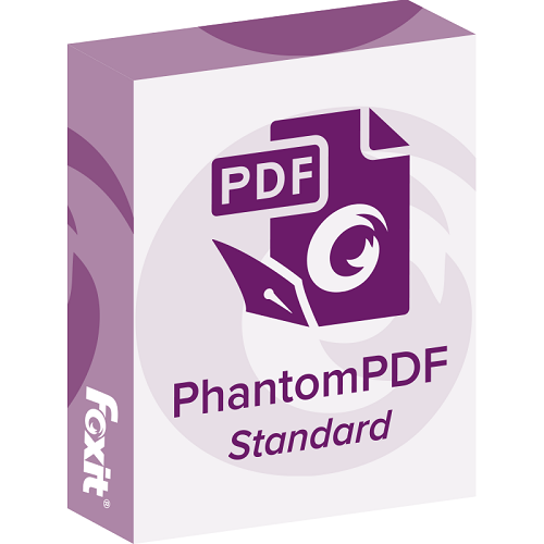 Foxit Phantom PDF standard 7 | Exactly what you thought of