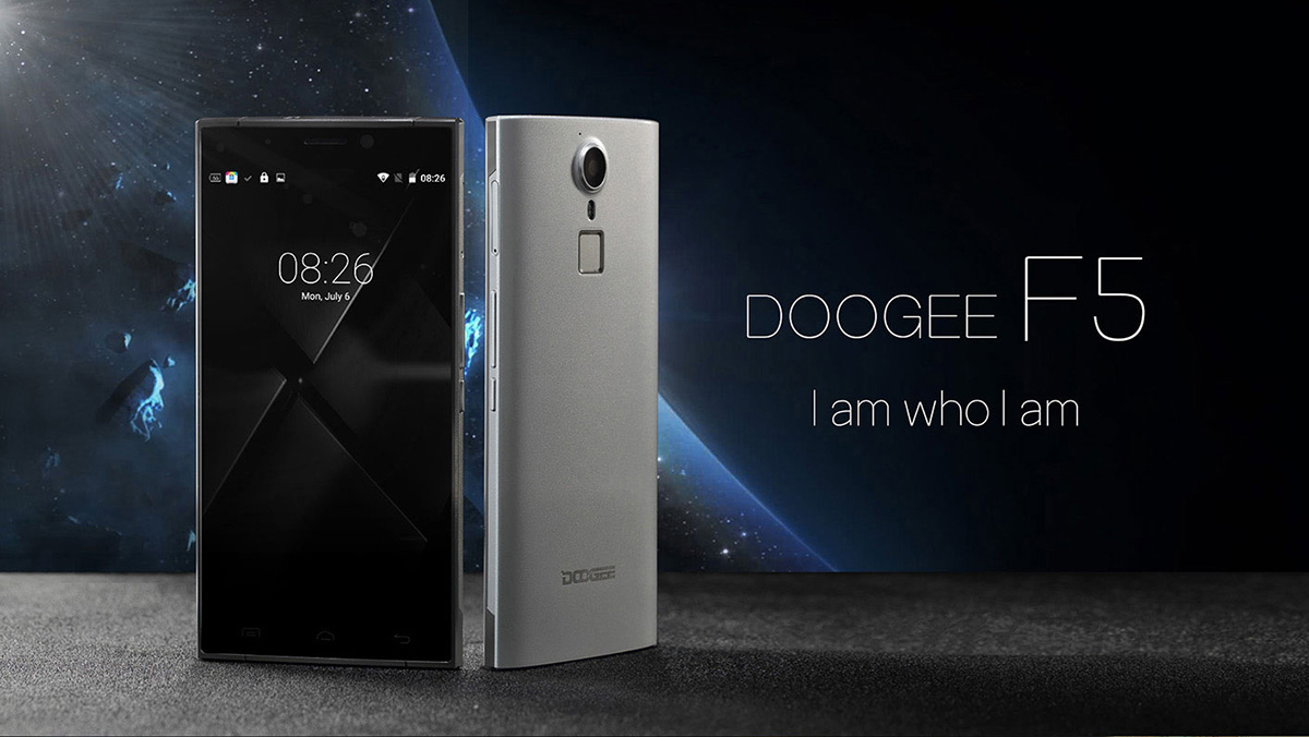 DOOGEE F5 4G Phablet