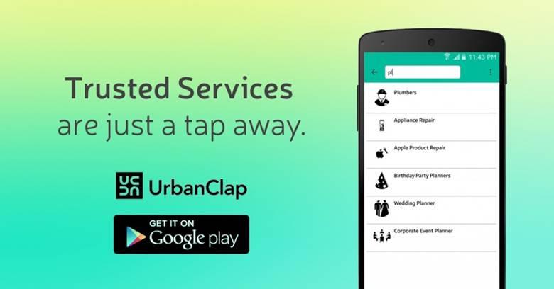 UrbanClap App