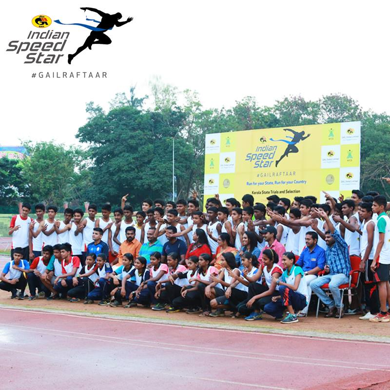 Gail Indian Speed Star- An initiative to strengthen the sport of athletics