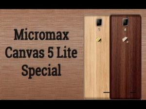 Features and Specifications of Micromax Canvas 5 Special Edition