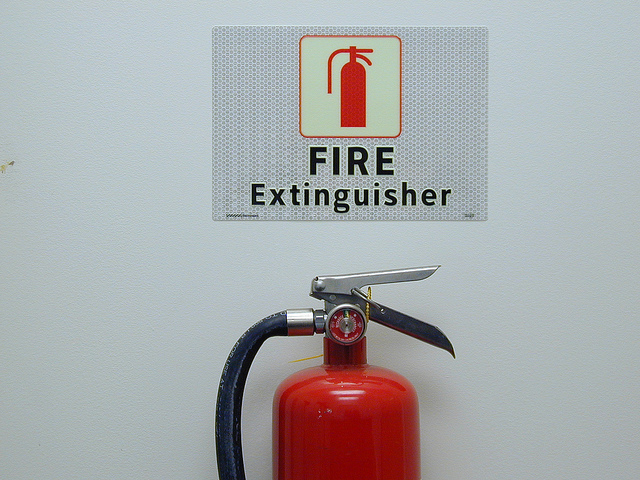 Ensure fire safety