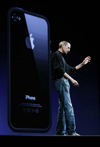 This Is What Steve Jobs Did For A Rocking Event