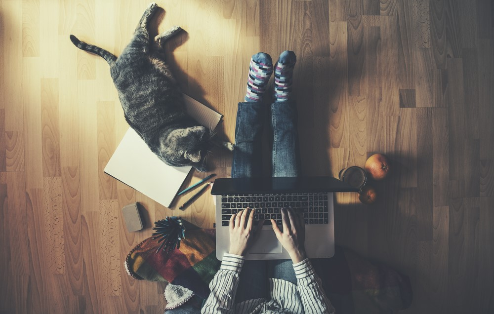 5 Simple Ways To Stay On Task When Working From Home