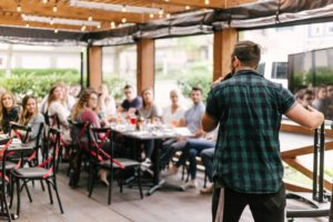 Seven Tips For Speaking At Events